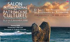 Le Salon International du Patrimoine Culturel : une manifestation unique en Europe - Batiweb