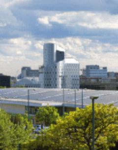 Des étudiants londoniens bientôt logés dans une tour solaire - Batiweb