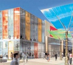 Le futur centre commercial Ikea près d'Avignon - Batiweb