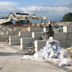 Un exemple de pas en avant pour traiter les déchets de chantiers - Batiweb