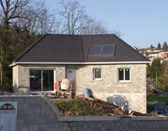 La première maison BBC du Limousin est en blocs-béton ! - Batiweb