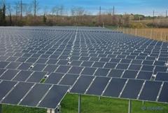 Une centrale photovoltaïque dans les Yvelines pour 2011 - Batiweb