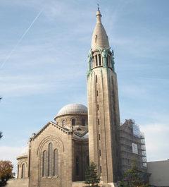 Restauration au sommet pour l'église du Sacré Coeur de Gentilly Batiweb