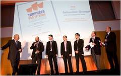 La FNTP récompense 10 ans de recherche sur le béton