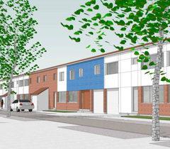 Première pierre d'un grand projet de réaménagement urbain à Valenciennes Batiweb