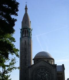 Restauration au sommet pour l'église du Sacré Coeur de Gentilly - Batiweb