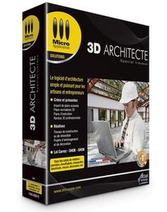 Un logiciel de 3D pour les architectes,