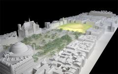 Le chantier de rénovation des Halles débutera en mai Batiweb