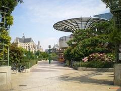 Feu vert à la construction du projet des Halles !  Batiweb