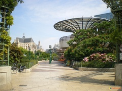 Feu vert à la construction du projet des Halles !