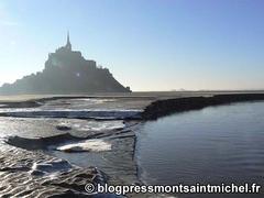 Un nouveau grand chantier programmé pour le Mont-Saint-Michel - Batiweb