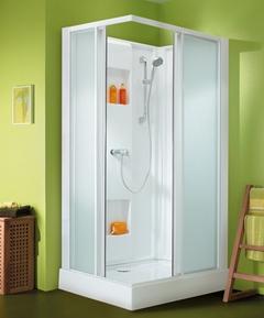 Les cabines de douches d'appoint signées IziBox - Batiweb