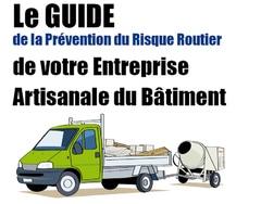 Un guide pour limiter les risques sur route des pros du BTP - Batiweb