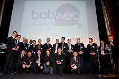 La soirée de prestige des Batiweb Awards récompense 20 lauréats !