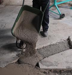 Mortier à prise rapide pour la réparation du béton - Batiweb