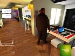Découvrez la salle des armes de Microsoft en 3D temps réel - Batiweb
