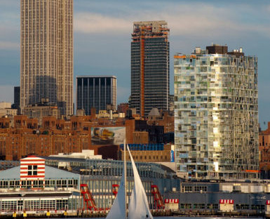 A Manhattan, l'architecte Jean Nouvel livre sa