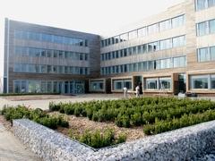 Le nouveau siège de Bouygues dans le Nord, un bâtiment modèle ? - Batiweb