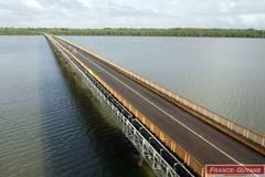 Le pont du Larivot réouvre après quatre mois de galère - Batiweb