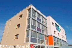 Saint-Gobain Glass habille le premier immeuble collectif passif dans l'habitat social