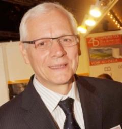 Bernad Pointet, nouveau président du DLR