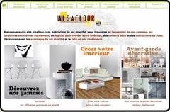 Nouveau site Internet Alsafoor, à la fois pratique et interactif Batiweb