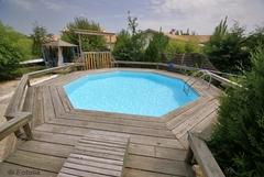 Le marché des piscines privées sort la tête de l'eau en 2010 Batiweb