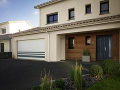 Carstyl, la nouvelle porte de garage signée Fichet