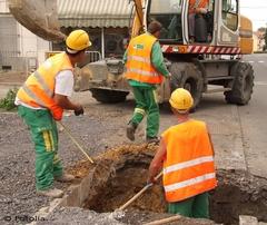 Des ouvriers lettons s'estiment exploités sur un chantier à Metz - Batiweb