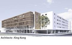 Renaissance complète pour un immeuble de logement social près de Bordeaux - Batiweb