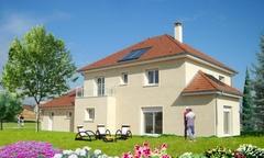 La Bourgogne découvre une maison BBC faite en blocs béton - Batiweb