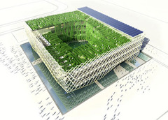 Lafarge sera sur le Pavillon français à l'Expo universelle de Shanghai - Batiweb