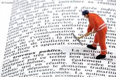 Les travaux publics craignent de perdre 60 000 emplois en deux ans