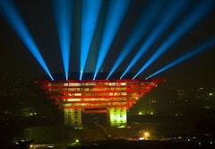Les 5 plus beaux monuments de l'Exposition Universelle de Shanghai 2010