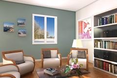 La fenêtre Australe de Franciaflex, un concentré de technologie - Batiweb