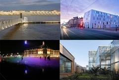 La biennale d'architecture Agora explore le futur millionnaire de Bordeaux Batiweb