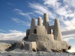 Les étudiants en architecture construiront des villes en sable - Batiweb