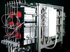 Système de production d'hydrogène combustible pour chaudière