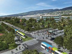 Pas de financement pour le projet de tram-train à la Réunion Batiweb