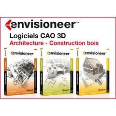 Nouvelle gamme de logiciels CAO 3D pour l'aménagement, l'architecture et la construction bois. - Batiweb