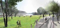 Le projet Vallée Rive Gauche sur la RD7 reconnu d'utilité publique Batiweb