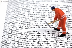 45 000 emplois des travaux publics menacés en 2010 ? - Batiweb