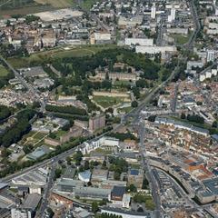 Quatre architectes de renom retenus pour la « Citadelle d'Amiens » Batiweb