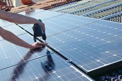 La FFB crée le premier groupement des métiers du photovoltaïque - Batiweb
