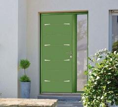 Créez et personnalisez vos portes d'entrée aluminium Batiweb