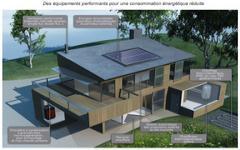 La RT 2012 doit généraliser les bâtiments à énergie positive pour 2020