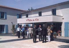 Une maison d'accueil pour les personnes atteintes du SIDA - Batiweb