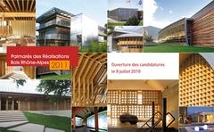 La 7e édition du Palmarès des Réalisations Bois Rhône Alpes est lancée Batiweb
