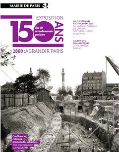 Les 20 arrondissements parisiens fêtent leurs 150 ans