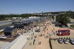 (Diaporama) Les maisons passives des étudiants au Solar Decathlon Europe